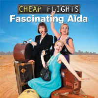 Fascinating Aida Cheap Flights Original Cast Recording CD